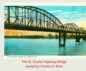 The St. Charles HIghway Bridge